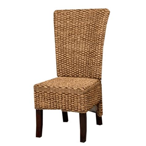 seagrass dining chair water hyacinth dining chair