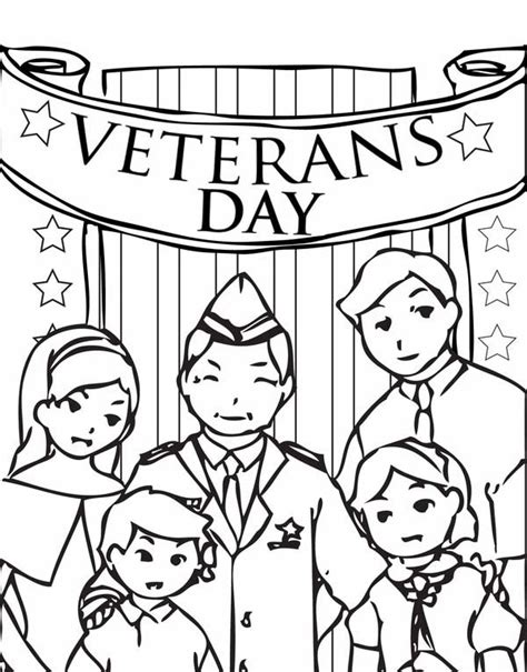 printable veterans day cards to color free printable veterans day coloring pages printable