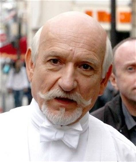 actor with handlebar mustache handlebar mustache of ben kingsley in quot hugo quot as georges