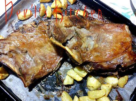 come cucinare l abbacchio abbacchio al forno con le patate