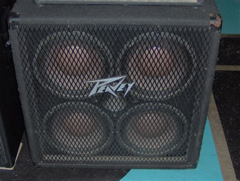 peavey 410 tvx bass speaker cabinet peavey 410tx 410 pv410 bass guitar 4x10 cabinet for