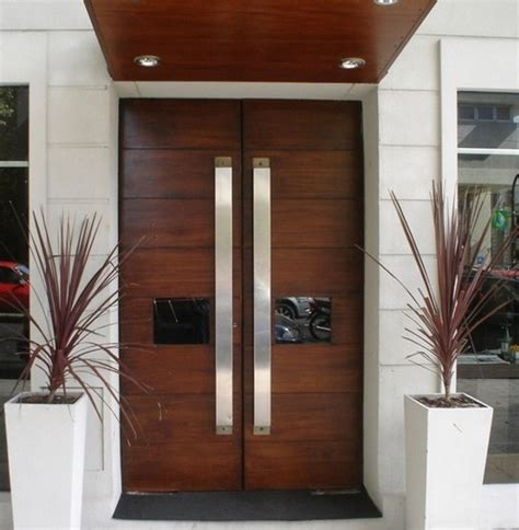 home decor front door modern wood front doors design interior home decor