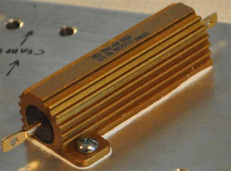 resistor sub box power resistor thermal 28 images heat transfer in power resistors use of heat sinks digikey