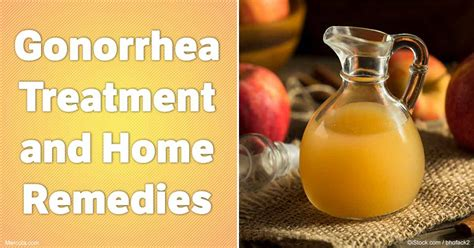 gonorrhea home remedy home review