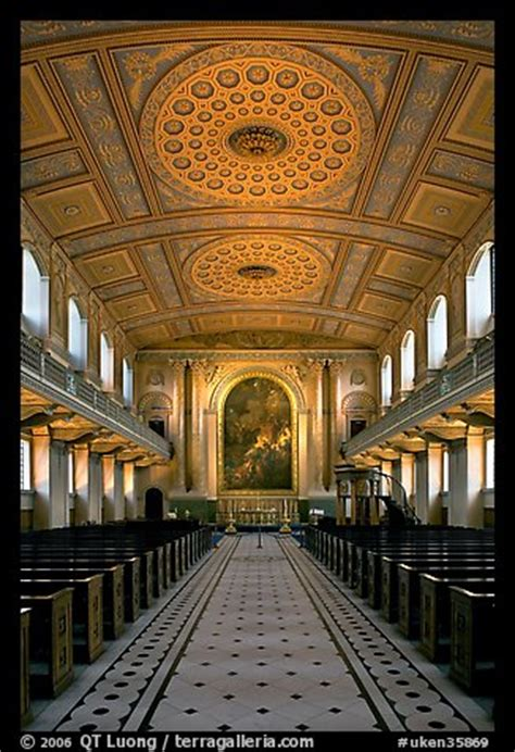 Heritage Home Interiors picture photo chapel old royal naval college greenwich