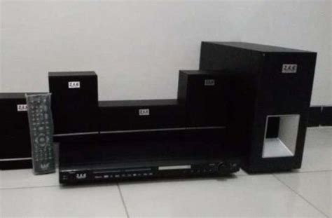 Home Theatre Je 888 je centro 888 murah hometheater with karaoke system