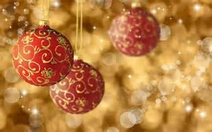 chistmas balls tree wallpaper 2048x1152 68293