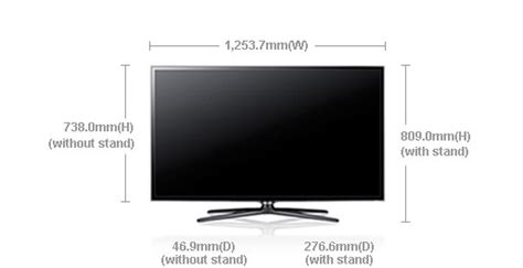 Tv Led Lg Berbagai Ukuran samsung ua 55es6200 55 quot multi system 3d led smart tv 110