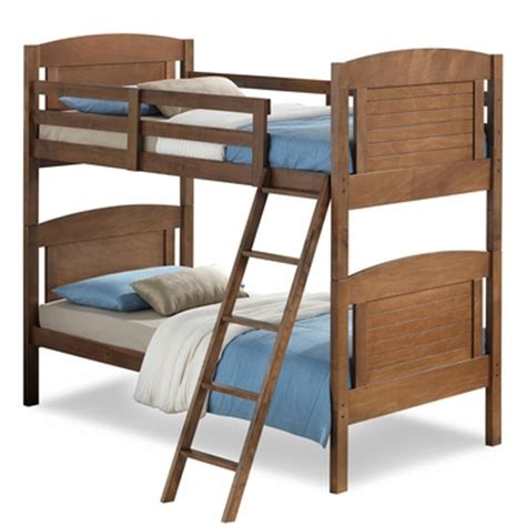 broyhill bunk beds broyhill kids nantucket twin bunk bed in dove brown free