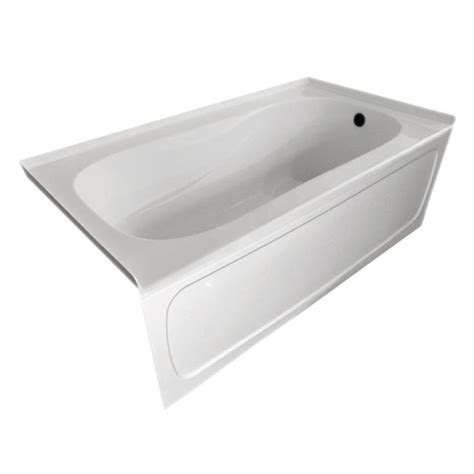 acrylic drop in bathtub valley pro 5 feet acrylic drop in non whirlpool bathtub