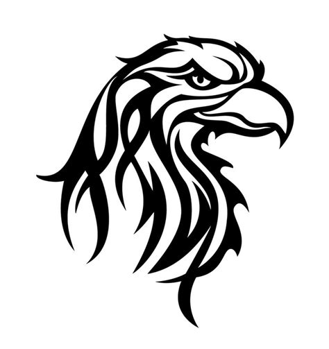 tattoo eagle tribal 25 best ideas about tribal eagle on