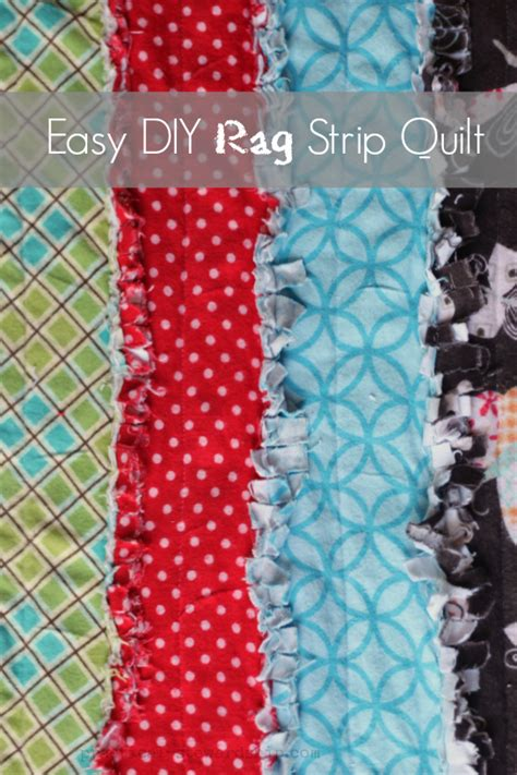 diy easy quilts easy diy rag quilt practical stewardship