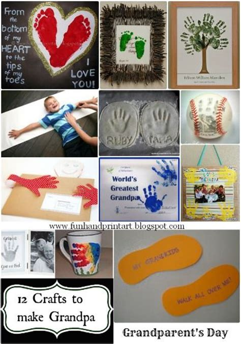 grandparents day crafts for to make 12 handprint crafts to make for grandparent s day