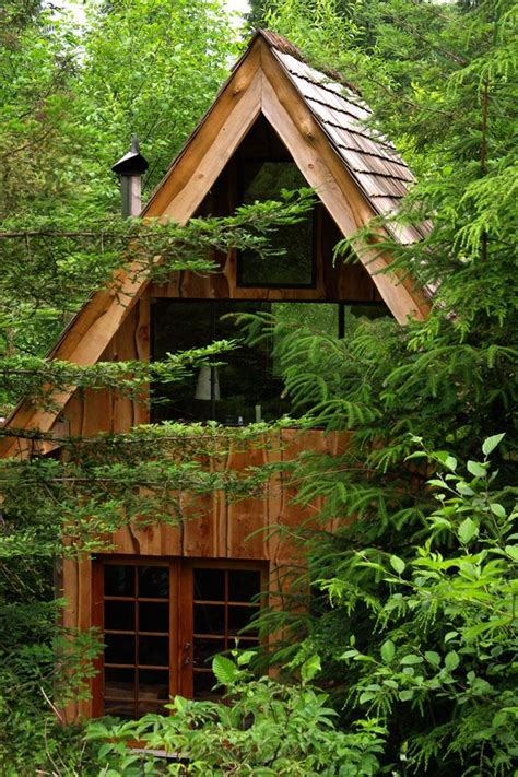 live off grid travel in this beautiful tiny home caravan awesome tiny house in the woods built for 11k