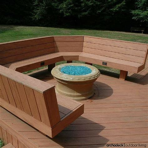 deck benches with planters 117 best images about built in deck seating benches