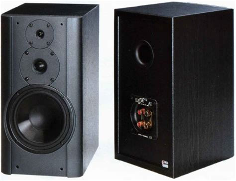 jamo 407a bookshelf speakers review and test