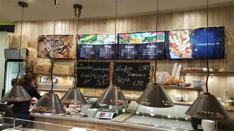 cuisine tv menut digital menu boards for pizza italia ksk hospitality
