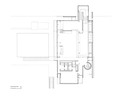 richard meier floor plans architecture photography ad classics rachofsky house