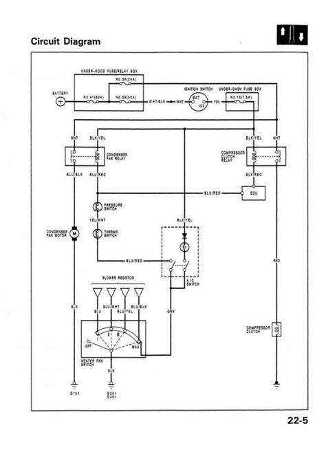 ac condenser wiring diagram 27 wiring diagram images