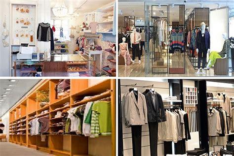 gambar desain toko baju  rumah contoh