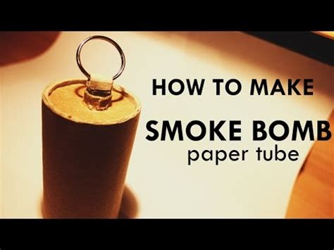 How To Make A Paper Smoke Bomb - smoke bomb mashpedia free encyclopedia