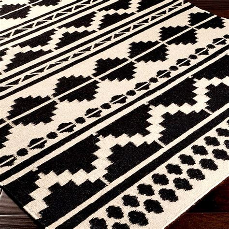 black and white tribal rug friday favorites diy idea cuckoo4design