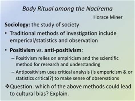 Ritual Among The Nacirema Essay ppt ritual among the nacirema rhetorical analysis essay powerpoint presentation id