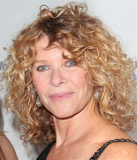 hairstyles for curly hair women over 50 medium length kate capshaw curly medium haircut for women over 50