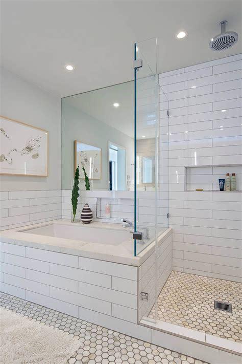 Modern Bathroom Floor by House In Berkeley By Yamamar Design Modern Bath