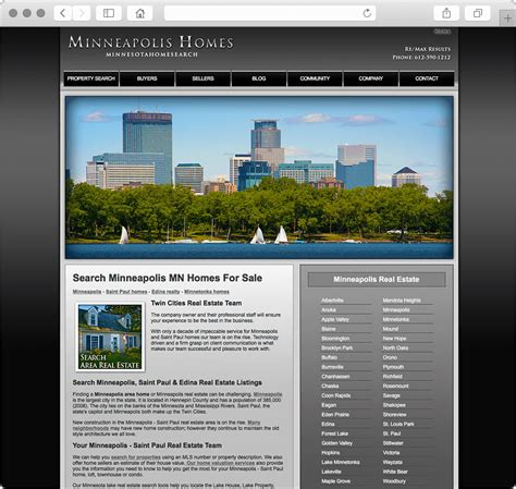 marketing positioning websites for real estate
