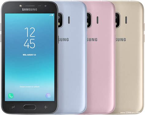 Samsung J3 Pro Gsmarena samsung galaxy j2 pro 2018 pictures official photos