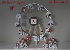 Do It Yourself Calendrier De L Avant Diy Faire Soi M 234 Me Un Calendrier De L Avent Grande Roue