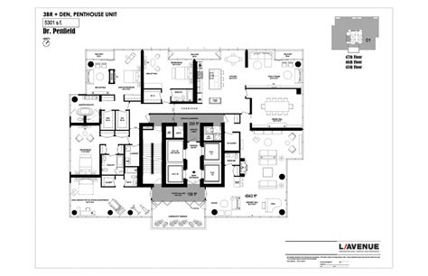 10 grand avenue floor unit three it s a grand the top 5 largest suites available in