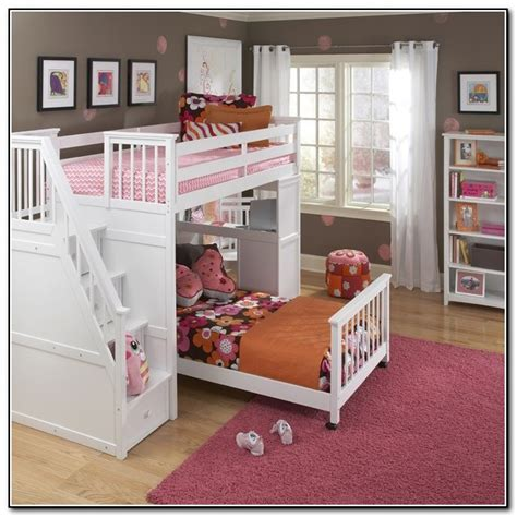 junior loft bed with stairs full size loft bed with stairs beds home design ideas
