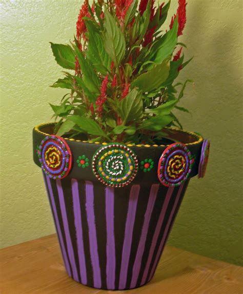 Decor Plants Flashback Flashback Explosion Flower Pots Make