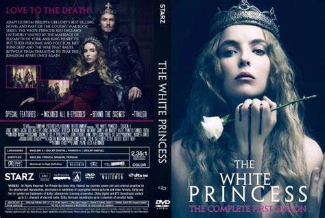 the princess series 1 the white princess season 1 dvd covers labels by
