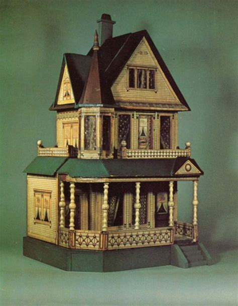 old fashioned doll houses best 25 vintage dollhouse ideas on pinterest doll