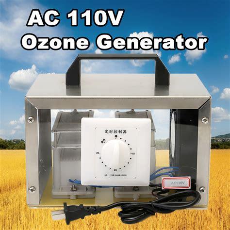 ac 110v ozone generator electronic 20g ozone generator ebay