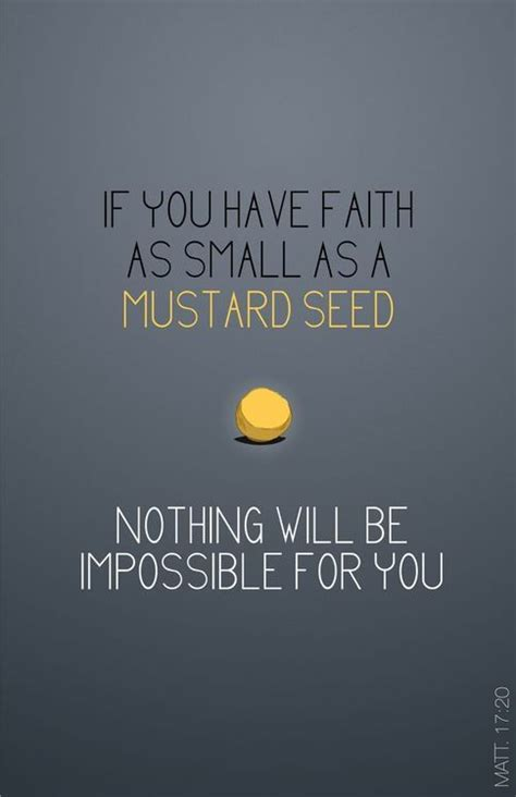 small as a mustard seed books mustard seed faith i speak