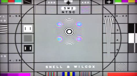 test pattern sony vegas laserdisc players and comb filters not on blu ray