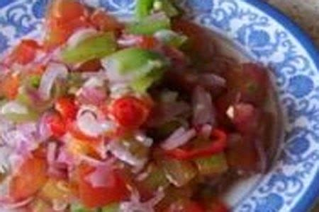 resep sambal colo colo ambon resep masakan nusantara