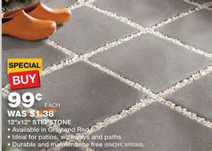 12x12 patio pavers home depot home depot 12x12 gray pavers w white pea gravel outside
