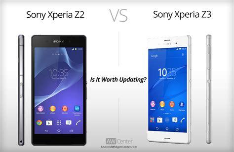 sony z2 z3 xperia z3 vs xperia z2 has anything changed at all aw