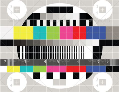 javascript broadcast pattern tv test pattern jquery re