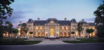 chateau design stunning french chateau design from cg rendering homes