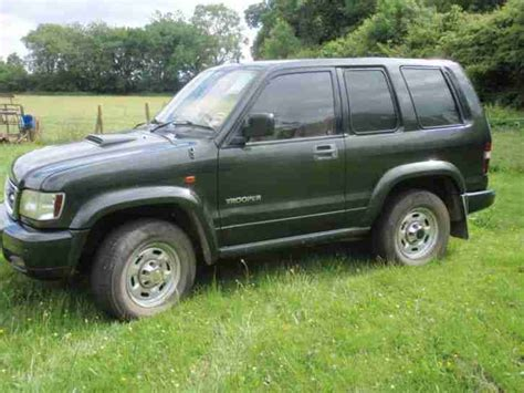 small engine maintenance and repair 2001 isuzu trooper engine control isuzu 2001 trooper 3 door van spares repair car for sale