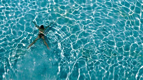 female swimmer hygiene pool bans women from swimming during their periods itv news