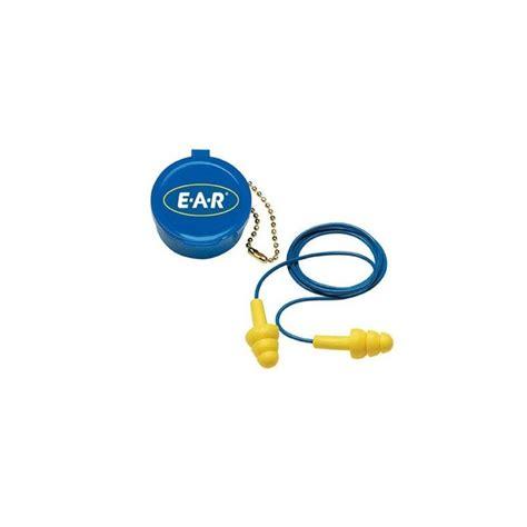 Ear Ultrafit Corded Pelindung Telinga Dengan Casing harga jual e a r ultrafit corded w 340 4002 safety ear