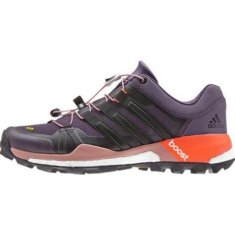 outdoor running shoes womens adidas outdoor terrex boost gtx trail running shoe