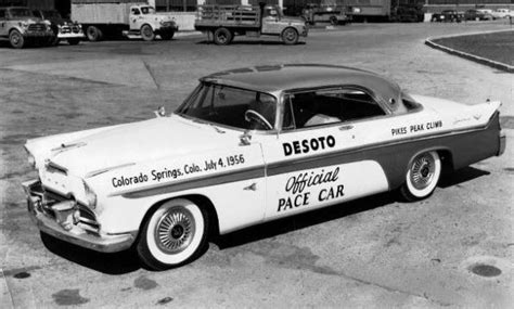 how can i learn more about cars 1956 chevrolet corvette navigation system video 1956 desoto adventurer paces the pikes peak hill climb mac s motor city garage